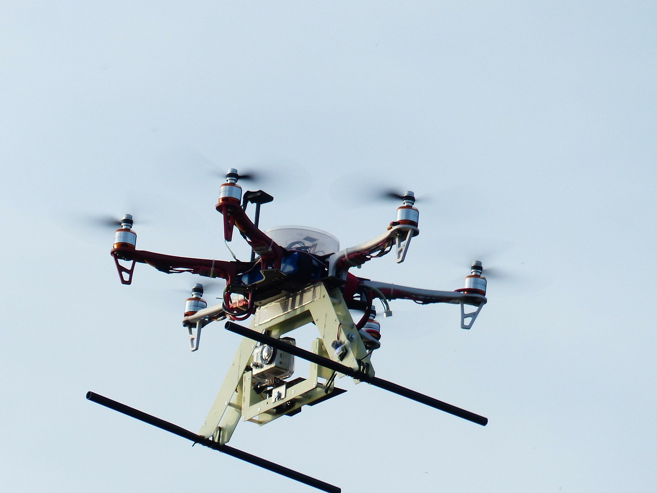 Arriva il Drone-ambulanza. L'invenzione che può salvare tante vite.