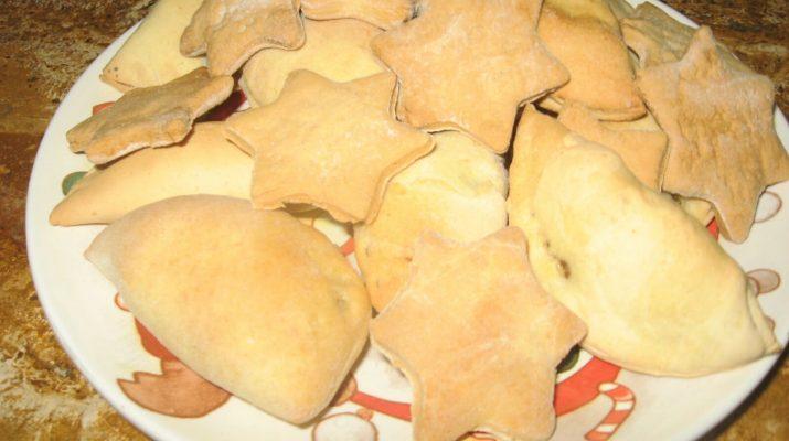 Nepitelle - dolce - biscotti -natale