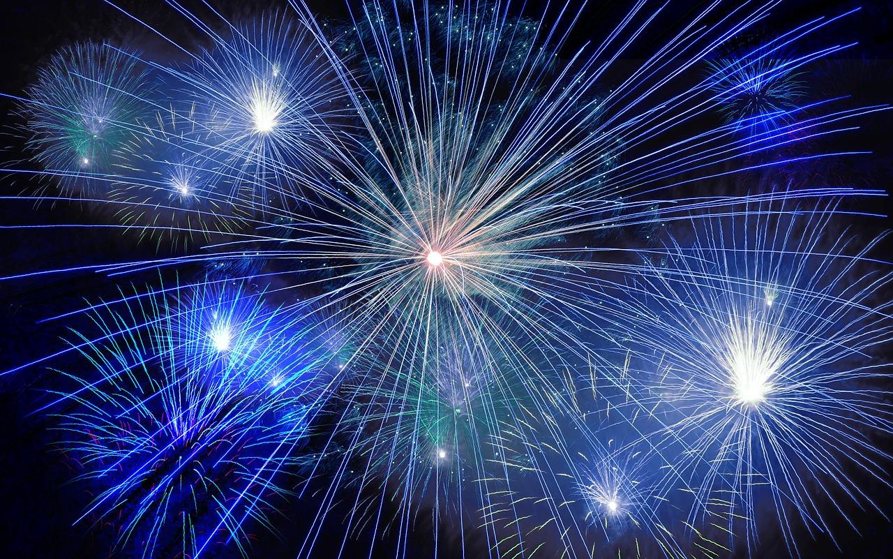 fuochi d' artificio - capodanno - botti