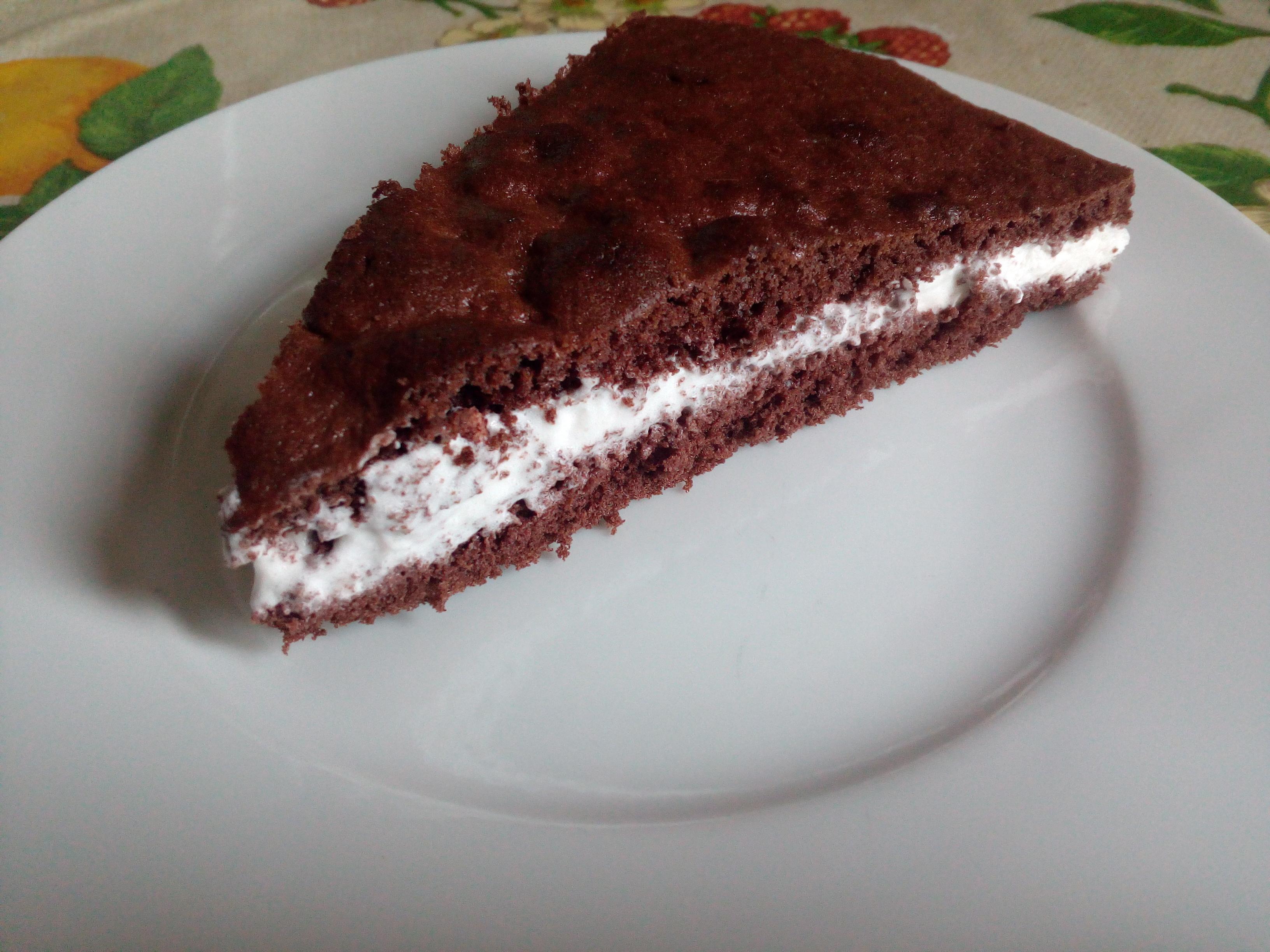 torta kinder fetta al latte