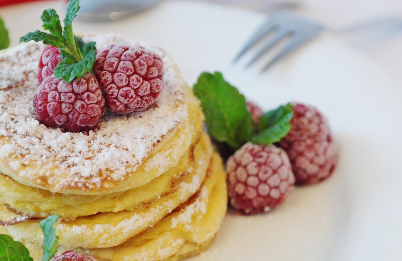 ricetta pancakes