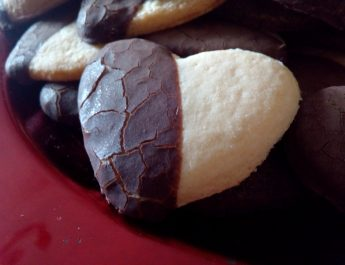 biscotti cuori di san valentino bigusto