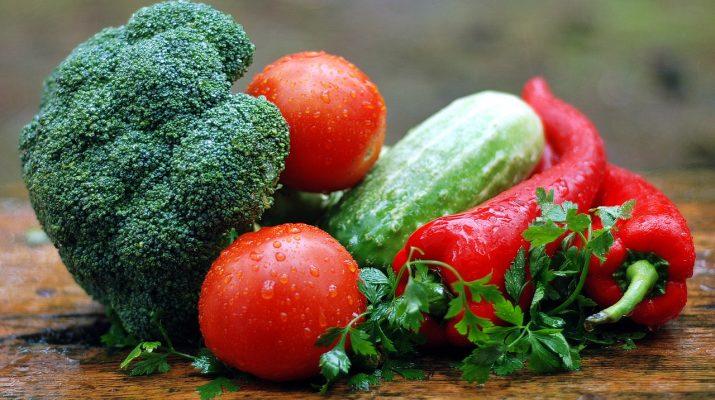 alimentazione per morbo di crohn - verdure - ortaggi - vegetali