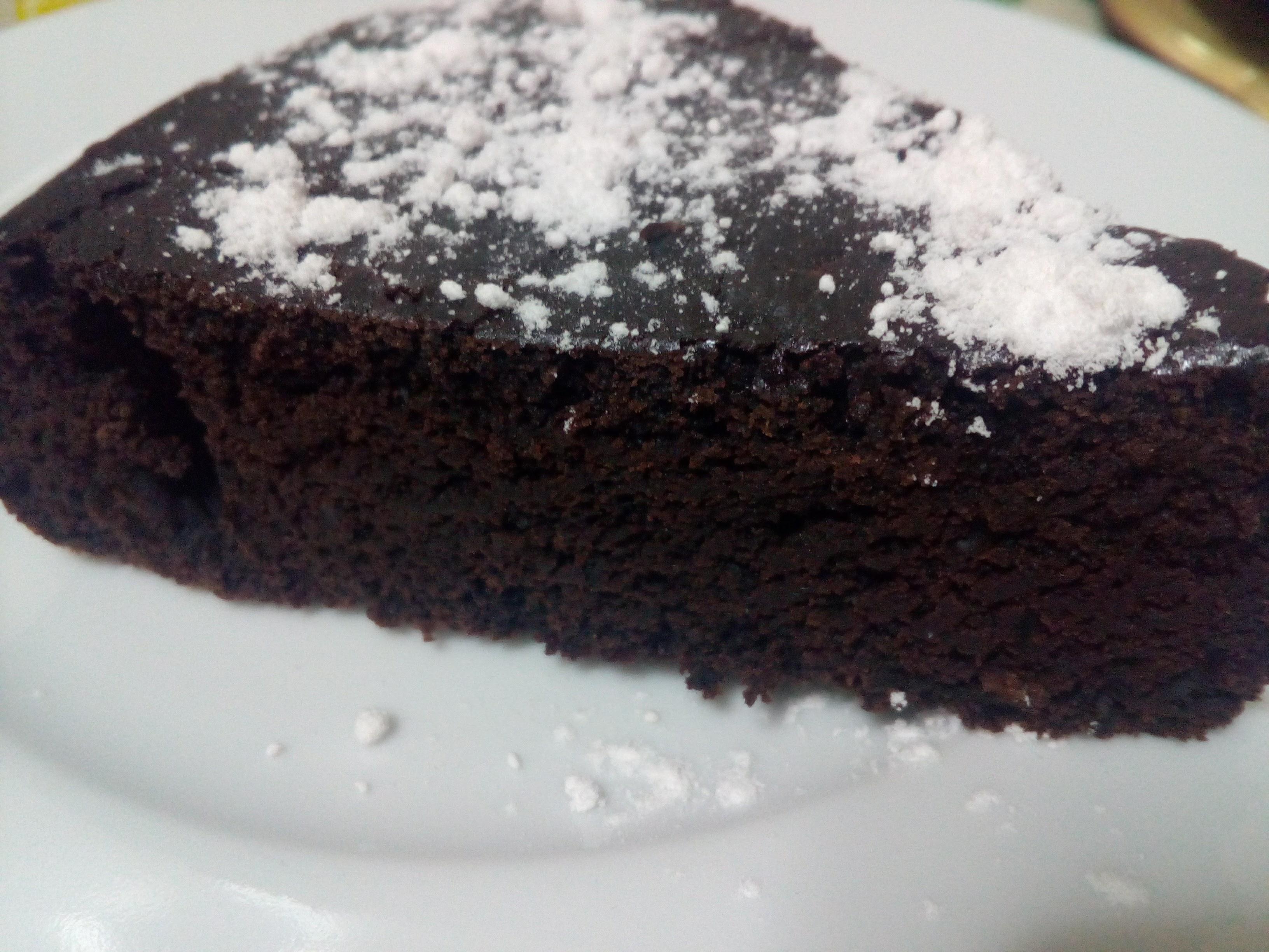 torta al cioccolato leggerissima