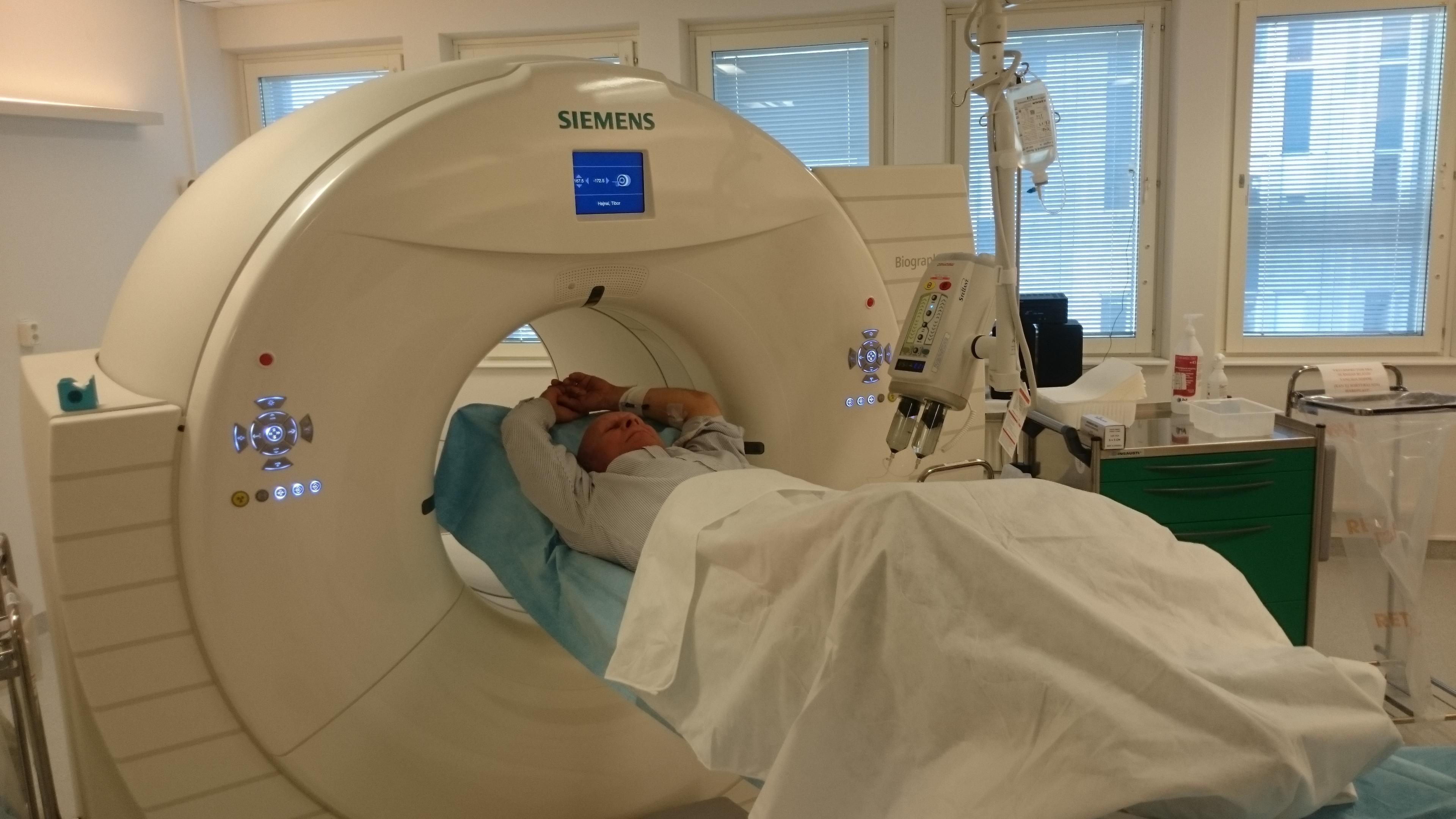 imaging PET tomografia positroni