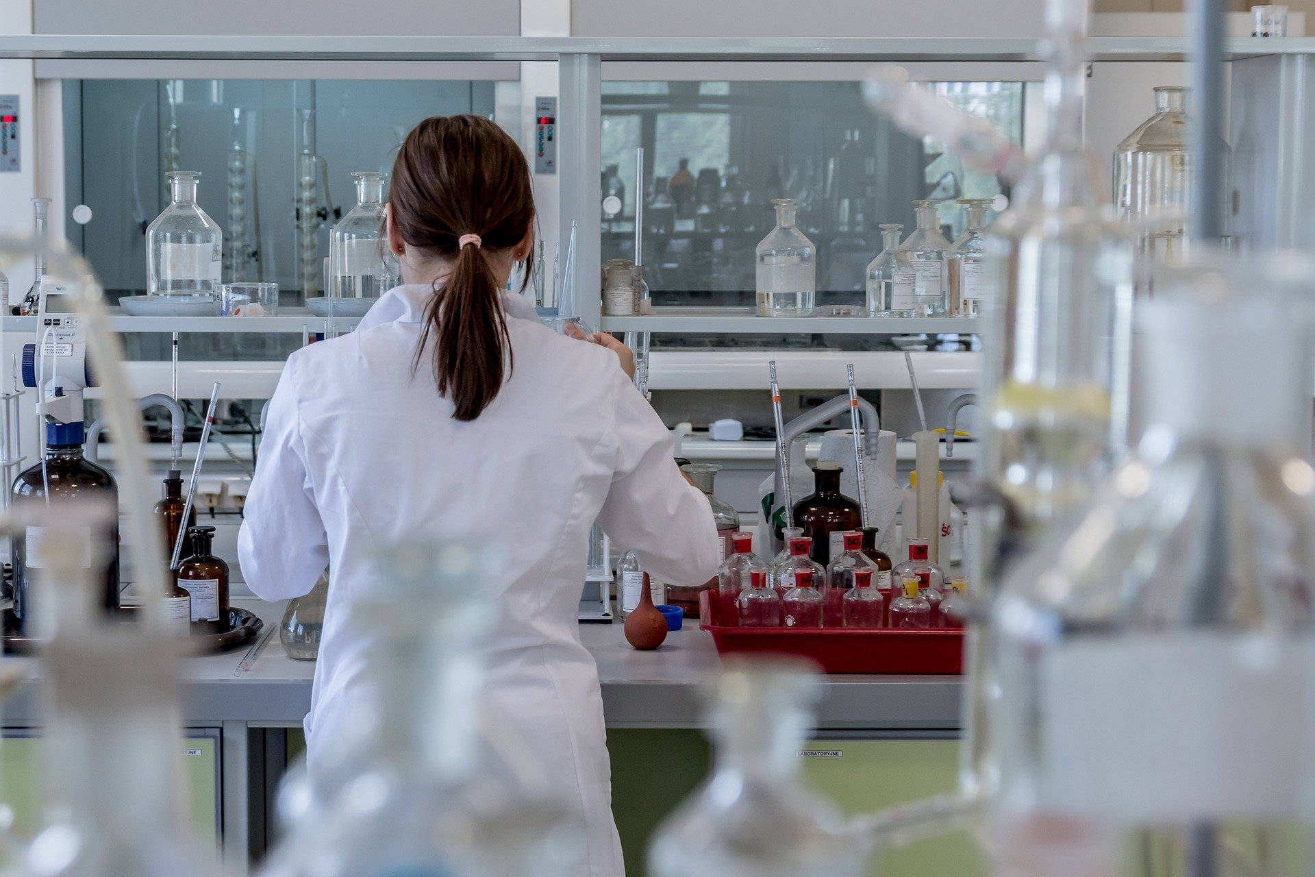 batterio diagnosi , ricerca medica , laboratorio